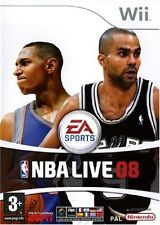 NBA LIVE 08             -----   pour WII  -----