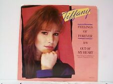 """TIFFANY """"FEELINGS OF FOREVER / OUT OF MY HEART"""" 45w/PS MINT"""