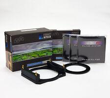 Formatt Hitech 85 Metal Holder Neutral Density Kit c/w Holder,3xND Filters,Ring