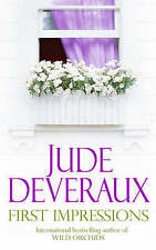 First Impressions by Jude Deveraux (Paperback, 2006) a