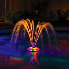 Swim Party LED Decor Swimming Pool Light Floating Underwater Light Show Fountain