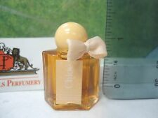 VINTAGE CHLOE BY LAGERFIELD PARFUM MINIATURE 0.17 OZ / 5 ML FOR WOME RARE NEW