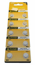 20 x TIANQIU AG3 392A SR41SW LR736 LR41 392 LR736 SR41 Alkaline Watch Battery US