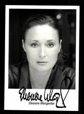 Elenore Weisgerber Autogrammkarte Original Signiert # BC 83408