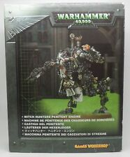 Warhammer 40K Metal Sisters Of Battle WITCH HUNTERS PENITENT ENGINE - BOXED