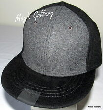 DKNY Donna Karan  New York BaseBall Cap Ball Hat Military NWT  One Size wool