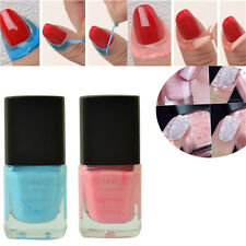 2Pcs Born Pretty Liquid Tape Base Coat Nail Art Polish Hedge Palisade Latex 6ml
