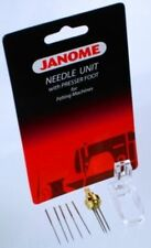 JANOME FM725 EMBELLISHER SPECIAL NEEDLE UNIT KIT - Part No. 725822004 - Genuine