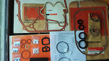 HARLEY AERMACCHI SPRINT  1971 & 1972 ENGINE GASKETS + BONUS PARTS