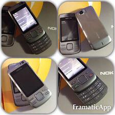 CELLULARE NOKIA 6600 SLIDE 3G UMTS FOTOCAMERA 6600i TIMER VITA FISSO 3 ORE