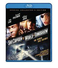 SKY CAPTAIN & THE WORLD OF TOMORROW   -  Blu Ray - Sealed Region free