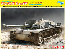 DRAGON 6756 - 1/35 Dt. STUG III AUSF.F w/7,5cm L/48 (LAST PRODUCTION) - NEU