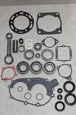 NEW POLARIS 400 400L 93-03 SPORT COMPLETE ENGINE BEARINGS GASKET ROD REBUILD KIT