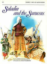 Osprey Men-at-Arms: Saladin and the Saracens 171 by David Nicolle (1986, PB)