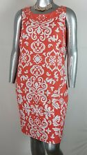 "ALLISON DALEY DRESS Size 24W W/Lining ""MELON MOOD"" FORMAL/OCCASION"