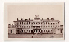 Vintage CDV Imperial Palace now Presidential Palace, Helsinki Finland