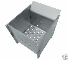 US STOVE KING, ASHLEY,  PELLET- STAINLESS BURN POT INSERT   [PP2011]    86624