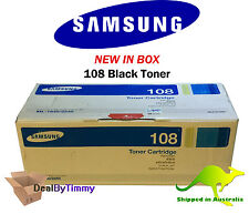 Genuine Samsung MLT-D108S [108] New in Box Free Delivery