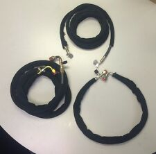 New AC Hose Set with Fittings, PN: 7639