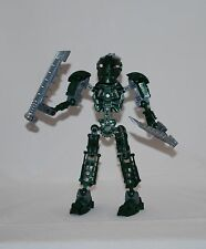 Lego Bionicle Toa Metru (8605) Complete Figure & Free Shipping in USA