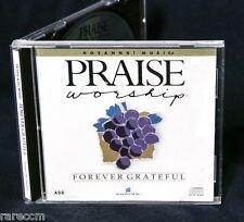 HOSANNA MUSIC Forever Grateful 1988 CD WORSHIP PRAISE MARTY NYSTROM