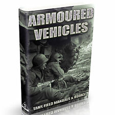 WW2 Tanks - Field Manuals Books on DVD WW1 Armoured Vehicles Military Panther