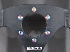 Titanium Countersunk Bolts Aurora Nardi Personal MOMO Sparco Steering Wheel
