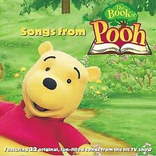 Songs from the Book of Pooh by Disney (CD, Mar-2002, Disney)