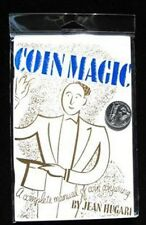 Magic Trick COIN MAGIC KIT With Booklet