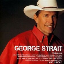 George Strait / Icon, Vol. 2 (BRAND NW CD 2 Discs) The Chair, Check Yes or No !!