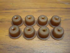 New Fuel Injector Pintle Caps - Set of 8 Bosch or Denso EV1 Mustang, BMW, etc.