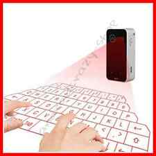 Wireless Bluetooth Virtual Laser teclado Keyboard Mouse For iPhone 6S 6S Plus