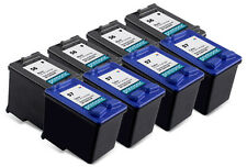 Recycled HP 56 57 ink (C6656AN C6657AN) for HP Deskjet 5550 5150 450 5650 8