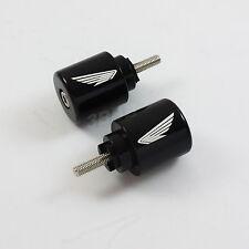Honda CB599 CBR600 F1 F2 F3 F4 F4i CBR600RR 900RR 929RR 954RR Bar ends Black