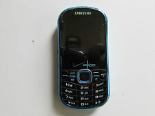 Great Samsung Intensity II 2 SCH-U460 - Blue Basic Cell Phone (Page Plus)