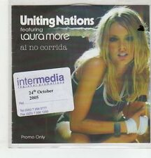 (ER863) Uniting Nations ft Laura More, Ai No Corrida - 2005 DJ CD