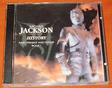Michael Jackson - History Past, Present and ... RARE edition CD for Collectors