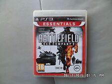 JEU PLAYSTATION 3 PS3 : BATTLEFIELD BAD COMPANY 2   I 86