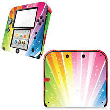 2DS-0060# Cartoon Pattern Cover Case Skin Sticker Decals For Nintendo 2DS