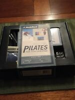 Pilates Performance Training Program Ultra Kit by NordicTrack bands CD Video