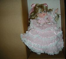 "Pittsburgh Originals Alice By Chris Miller Musical Doll 19"" Felt/Cloth 387/1000"