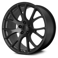 "Verde V1180 Hellcat  20x9.5 5x127/5x5"" +34mm Satin Black Wheel Rim"
