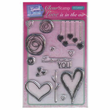 Sweet Dixie A6 Clear Stamp Set - SDCSA6037 Love is in the air