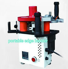 New Woodworking 80F Portable edge bander banding machine 110V/220V