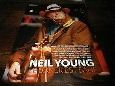NEIL YOUNG - Mini poster couleurs 1 !!!!!!!!!!!!!!!