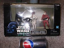 """HASBRO, STAR WARS , 4""""inch, Cantina Aliens Action Figures"""