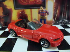 '00 HOT WHEELS BMW M ROADSTER RED LOOSE 1:64 SCALE