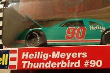 1993 Revell NASCAR Heilig-Meyers Ford Thunderbird #90 1:24 Scale Diecast Car