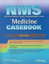 NMS Medicine Casebook (The National Medical Series for Independent Study), Tilak