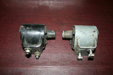 1984 1985 Classic Saab 900 Turbo & Other 8 Valve Left & Right Engine Mount Set